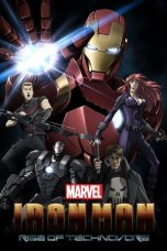 Nonton film Iron Man: Rise of Technovore