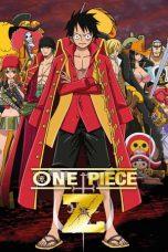 Nonton One Piece Film: Z sub indo