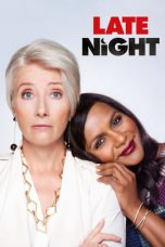 film Late Night subtittle indonesia